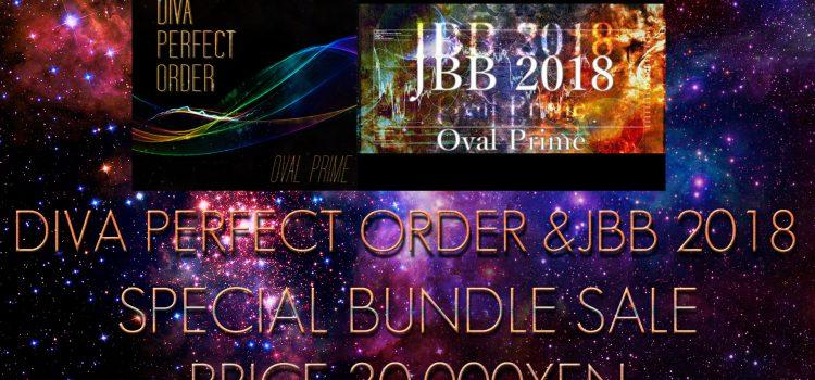 動画投稿のお知らせ【Diva Perfect Order & JBB 2018】 369